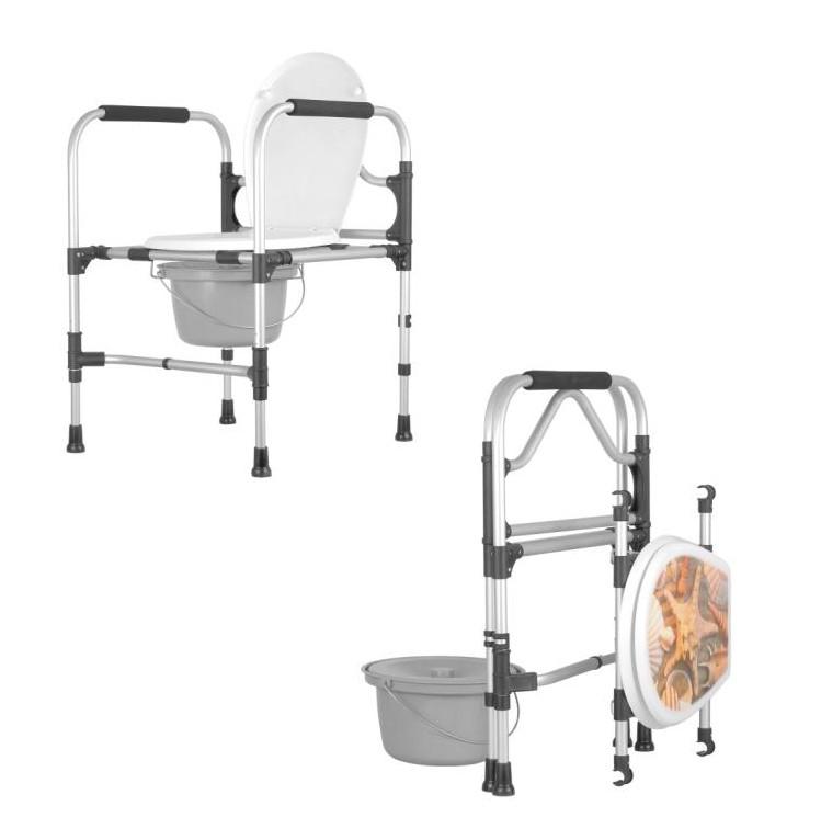 Krzeslo sedesowe skladane