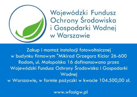 Tablica informacyjna WFOŚiGP_m